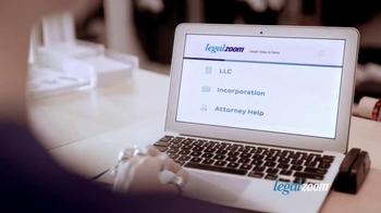Legalzoom.com TV Spot, 'GYB Biz' - Thumbnail 7