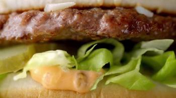 McDonald's Big Mac TV Spot, 'Te Quiero' [Spanish] - Thumbnail 3