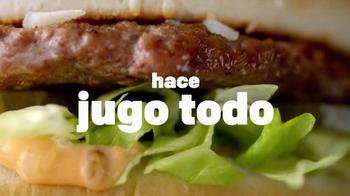 McDonald's Big Mac TV Spot, 'Te Quiero' [Spanish] - Thumbnail 4