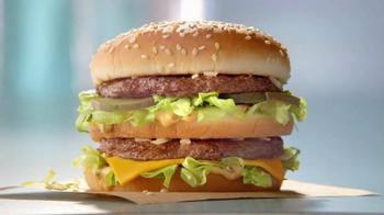 McDonald's Big Mac TV Spot, 'Te Quiero' [Spanish] - Thumbnail 9