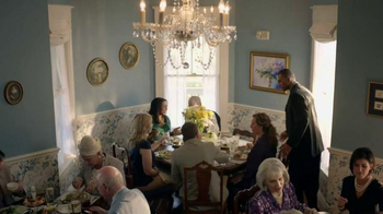 Mitsubishi Electric TV Spot, 'Restaurant Mishap'