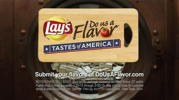 Lay's TV Spot, 'Do Us a Flavor: Tastes of America' - Thumbnail 9