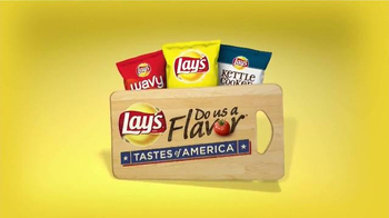 Lay's TV Spot, 'Do Us a Flavor: Tastes of America' - Thumbnail 2