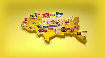 Lay's TV Spot, 'Do Us a Flavor: Tastes of America'