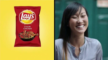 Lay's TV Spot, 'Do Us a Flavor: Tastes of America' - Thumbnail 5