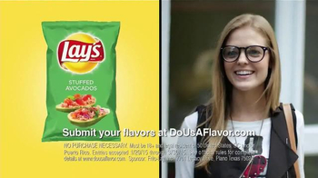 Lay's TV Spot, 'Do Us a Flavor: Tastes of America' - Thumbnail 7