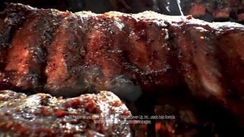 Chili's Dr Pepper Baby Back Ribs TV Spot, 'Dos Iconos de Texas' [Spanish] - Thumbnail 4