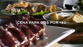 Chili's Dr Pepper Baby Back Ribs TV Spot, 'Dos Iconos de Texas' [Spanish] - Thumbnail 7