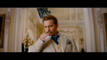 Mortdecai - Alternate Trailer 16