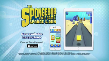 SpongeBob SquarePants Bubble Party App TV Spot - Thumbnail 10