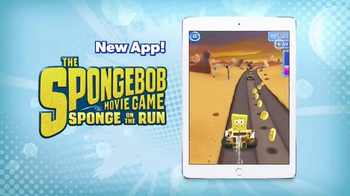 SpongeBob SquarePants Bubble Party App TV Spot - Thumbnail 2