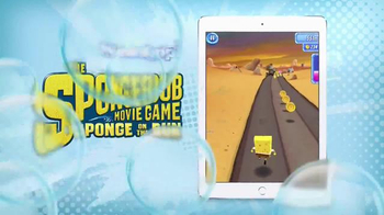 SpongeBob SquarePants Bubble Party App TV Spot - Thumbnail 3