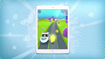SpongeBob SquarePants Bubble Party App TV Spot - Thumbnail 6
