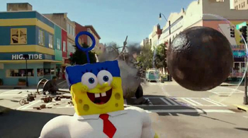 SpongeBob SquarePants Bubble Party App TV Spot - Thumbnail 8