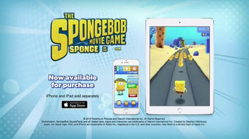 SpongeBob SquarePants Bubble Party App TV Spot - Thumbnail 9