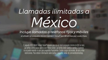 AT&T World Connect TV Spot, 'No lo Crees' [Spanish] - Thumbnail 6