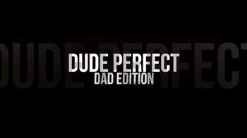 Nissan Super Bowl 2015 Campaign TV Spot, 'Dude Perfect: Dad Edition' - Thumbnail 1