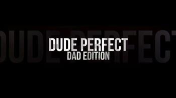 Nissan Super Bowl 2015 Campaign TV Spot, 'Dude Perfect: Dad Edition' - Thumbnail 1