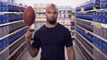 Pepsi: Matt Forte Gets Hyped for Halftime