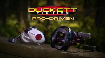 Duckett Fishing Pro-Driven Terex TV Spot, 'A Rod Series For Us' - Thumbnail 8