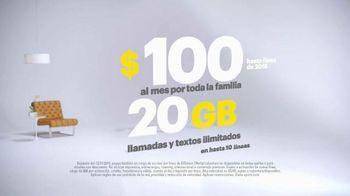 Sprint Plan Familiar TV Spot, 'Noticias' Con Marcelo Claure [Spanish] - Thumbnail 6