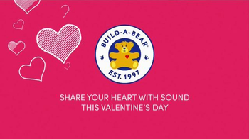 Build-A-Bear Workshop TV Spot, 'Share Your Heart With Sound' - Thumbnail 1