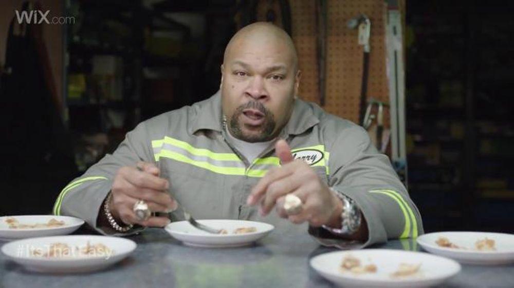 Wix.com: Larry Allen Has Terrell Owens' Pies