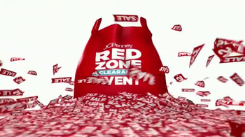JCPenney Red Zone Clearance Event TV Spot, 'Get In' - Thumbnail 2