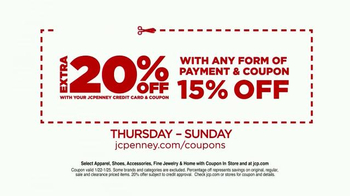 JCPenney Red Zone Clearance Event TV Spot, 'Get In' - Thumbnail 8
