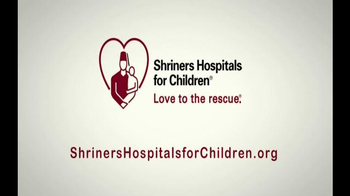 Shriners Hospitals For Children TV Spot, 'Love Everyday' Featuring RJ Mitte - Thumbnail 10