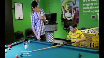 Shriners Hospitals For Children TV Spot, 'Love Everyday' Featuring RJ Mitte - Thumbnail 7