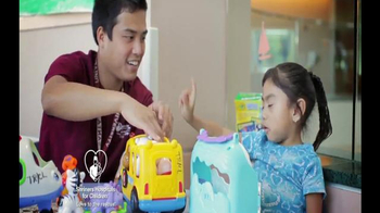 Shriners Hospitals For Children TV Spot, 'Love Everyday' Featuring RJ Mitte - Thumbnail 9