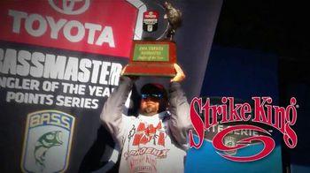 Strike King TV Spot, 'Bassmaster Elite Series Champion' - Thumbnail 9