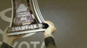 Strike King TV Spot, 'Bassmaster Elite Series Champion' - Thumbnail 8