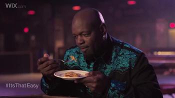 Wix.com Super Bowl Campaign TV Spot, 'Emmitt Smith & Terrell Owens' Pies' - Thumbnail 1