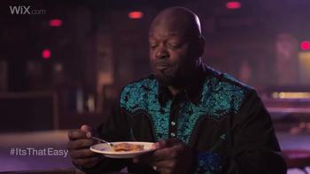 Wix.com Super Bowl Campaign TV Spot, 'Emmitt Smith & Terrell Owens' Pies' - Thumbnail 2