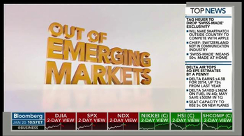 WisdomTree XSOE TV Spot, 'Emerging Markets' - Thumbnail 4