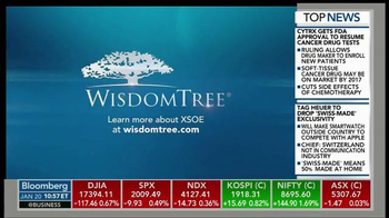 WisdomTree XSOE TV Spot, 'Emerging Markets' - Thumbnail 8