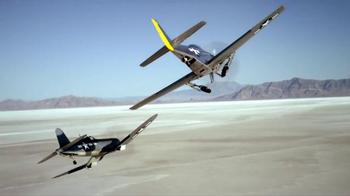 Breitling TV Spot, 'Air Race'
