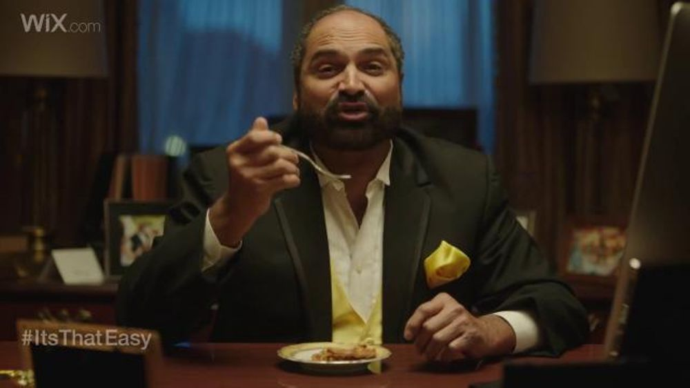 Wix.com: Franco Harris Falls for T.O.'s Pies