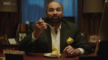 Wix.com Super Bowl Campaign TV Spot, 'Franco Harris Falls for T.O.'s Pies'