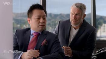 Wix.com Super Bowl Campaign TV Spot, 'Say Charcuterie' Feat. Brett Favre - Thumbnail 3