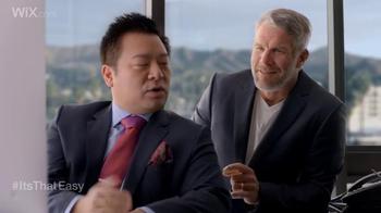 Wix.com Super Bowl Campaign TV Spot, 'Say Charcuterie' Feat. Brett Favre - Thumbnail 4