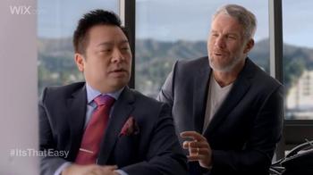 Wix.com Super Bowl Campaign TV Spot, 'Say Charcuterie' Feat. Brett Favre - Thumbnail 5