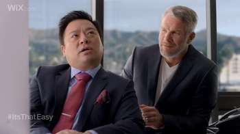 Wix.com Super Bowl Campaign TV Spot, 'Say Charcuterie' Feat. Brett Favre