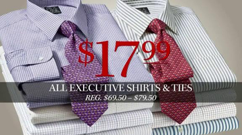 JoS. A. Bank TV Spot, 'Lowest Prices of the Season: Executive Clothing' - Thumbnail 4