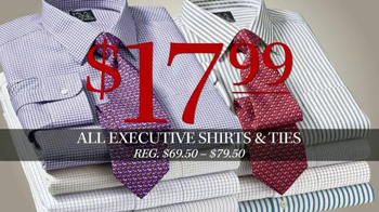 JoS. A. Bank TV Spot, 'Lowest Prices of the Season: Executive Clothing' - Thumbnail 5