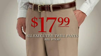 JoS. A. Bank TV Spot, 'Lowest Prices of the Season: Executive Clothing' - Thumbnail 6