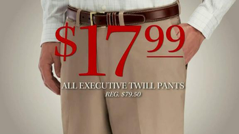 JoS. A. Bank TV Spot, 'Lowest Prices of the Season: Executive Clothing' - Thumbnail 7