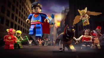 LEGO DC Comics Super Heroes TV Spot, 'Darkside Invasion'